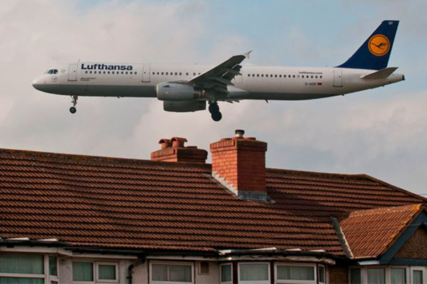 Heathrow Expansion Plans Undermine Efforts To Tackle